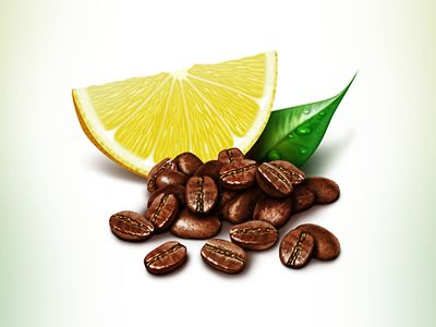 A Lemon Seed in a Cup of Coffee